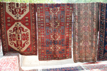 Oriental Rug Cleaning - Capone Carpet